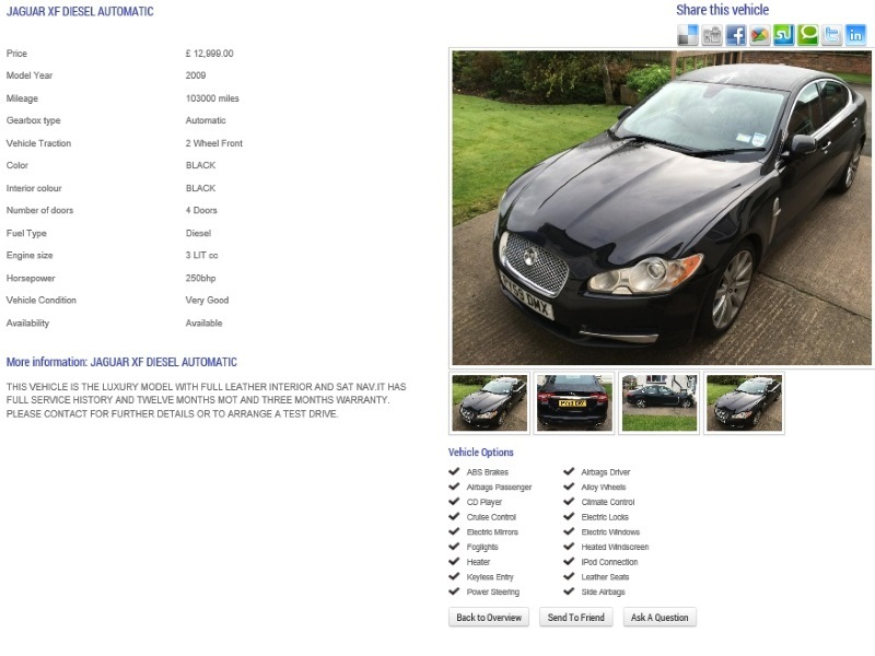 List of uk car makes and models excel