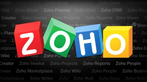 E-Commerce Website Design with Zoho CRM Link